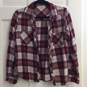Other - Red and white flannel